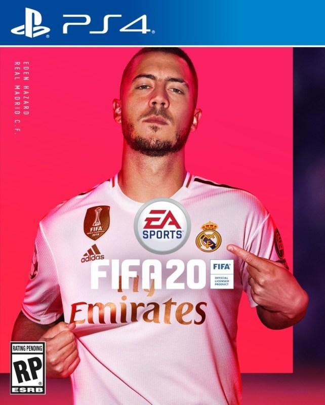EA SPORTS anuncia a Eden Hazard y Virgil van Dijk como sus portadas para FIFA 20 - hazard-fifa-20