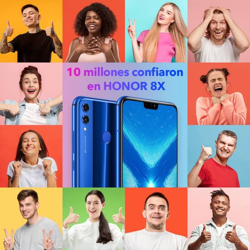 HONOR celebra su primer aniversario en México - honor-my-world