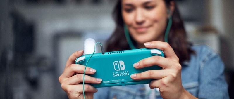 Nintendo Switch Lite, la nueva generación de consolas de la firma japonesa se diversifica - nswitch-blue