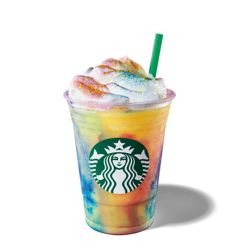 Llega este verano a Starbucks: Peace & Love Frappuccino - peace-and-love-800x800