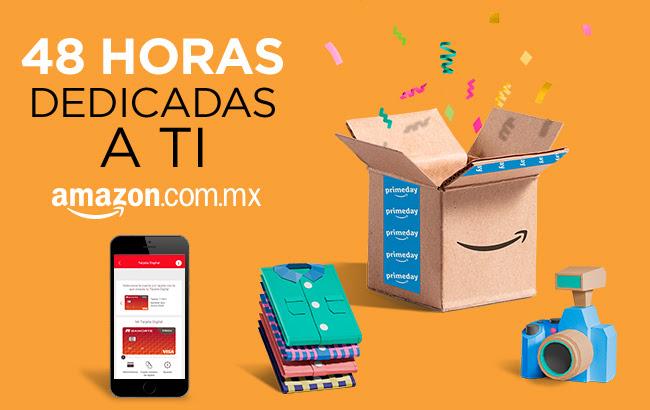 ¡Por fin llegó Prime Day edición 2019! el festival de ofertas más grande de Amazon - promociones-bancarias-amazon