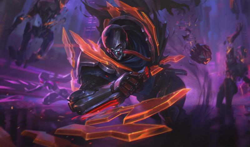 Las nuevas skins de PROYECTO de League of Legends que llegarán pronto al juego - pyke-800x472