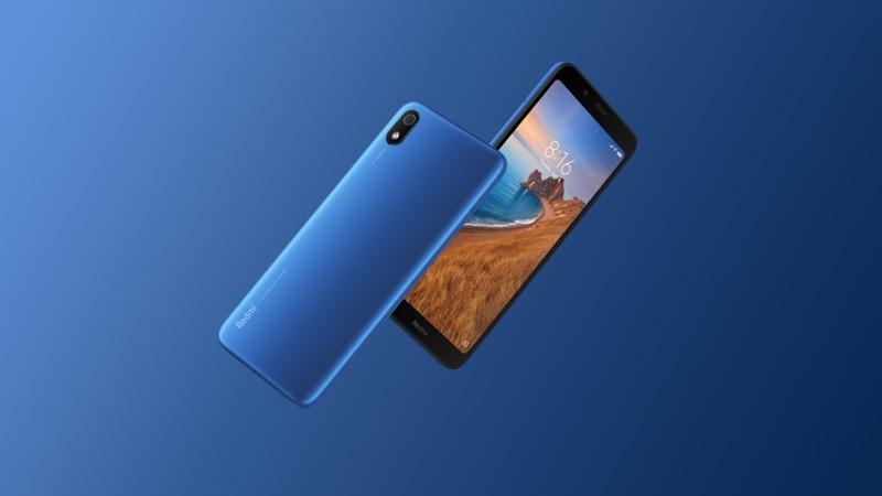 Xiaomi Redmi 7A llega a México con duración de batería de dos días ¡Conoce sus características y precio! - redmi-7a_07-800x450