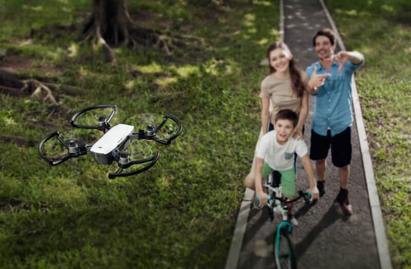 Los mejores gadgets para tus vacaciones ¡sin importar el destino! - spark-dji-gadgets
