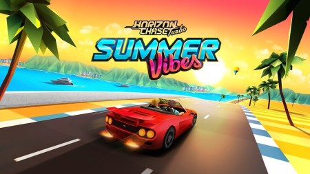 Llega Summer Vibes, el primer DLC de Horizon Chase Turbo