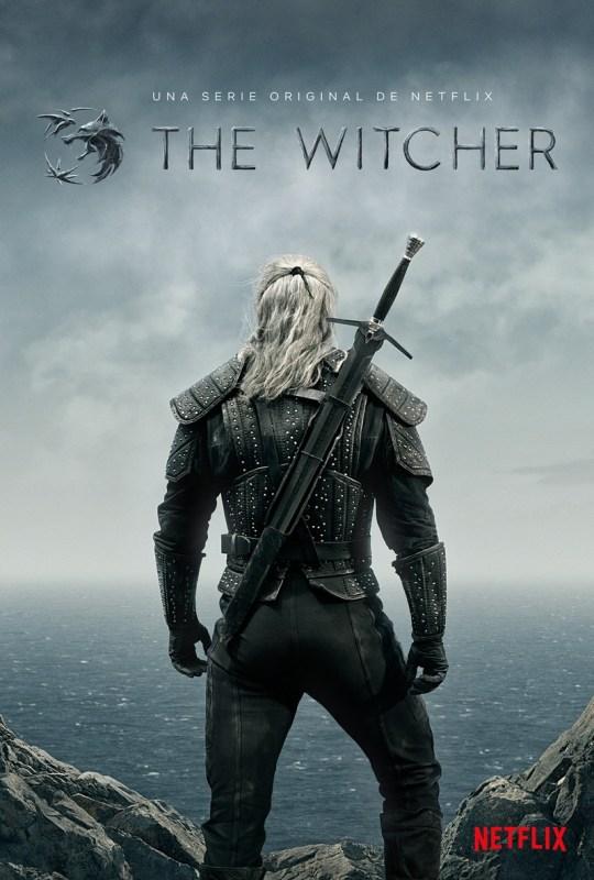 Netflix revela el primer avance oficial de The Witcher en San Diego Comic Con - the-witcher-540x800