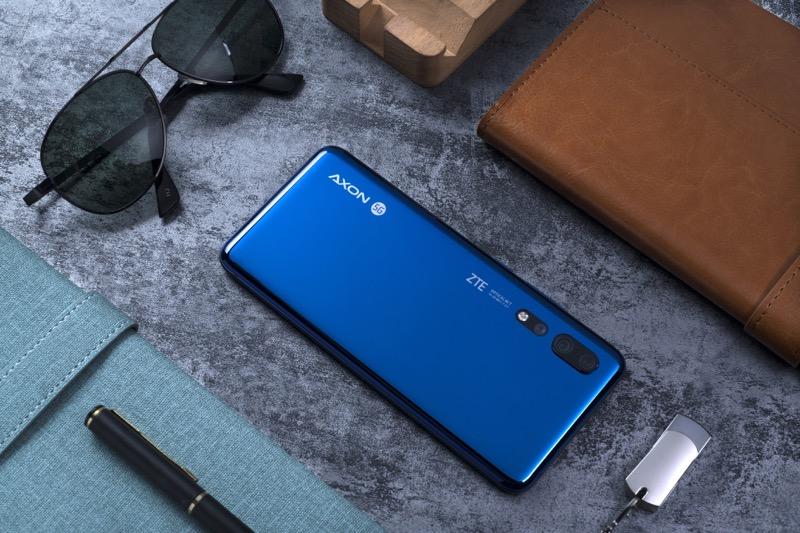 ZTE AXON 10 Pro 5G, el primer teléfono inteligente 5G vendido en los países nórdicos - zte-axon-10-pro-5g-800x533