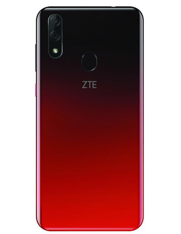 Nueva versión del ZTE BLADE V10 en color rojo con capacidad de 64GB - zte-blade-v10-rojo-back-618x800