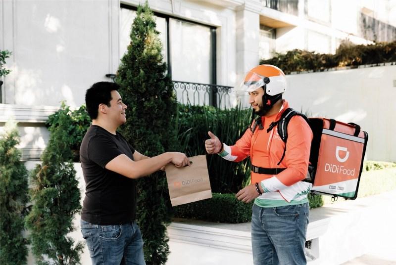 DiDi Food, el servicio de entrega de comida a domicilio llega a CDMX Y Monterrey