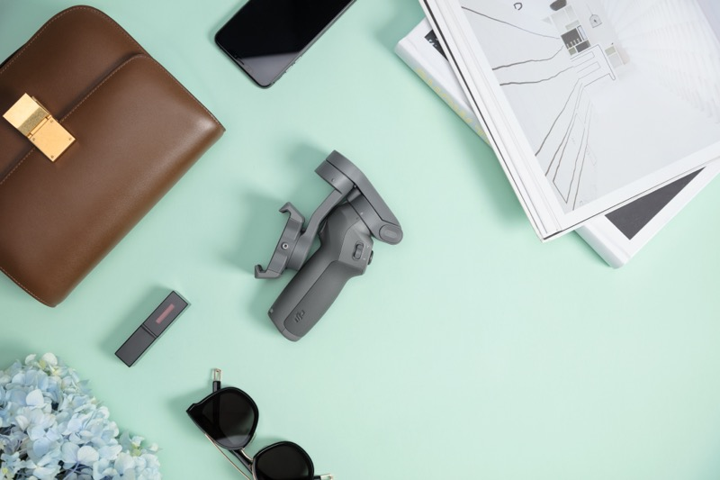 Osmo Mobile 3, nuevo estabilizador portátil de DJI ¡captura en calidad cinematográfica! - estabilizador-portatil-osmo-mobile-3
