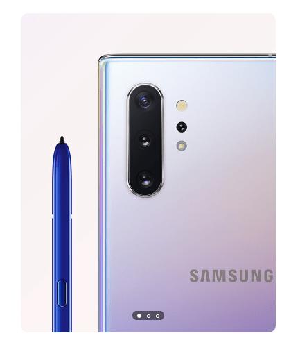 ¡Galaxy lovers! Llega a México el Galaxy Note10 - galaxy-note-10-samsung-aura