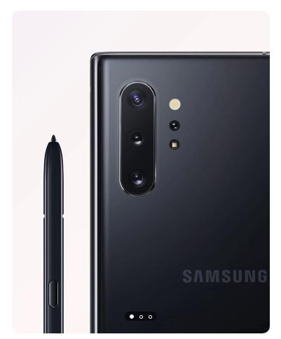 ¡Galaxy lovers! Llega a México el Galaxy Note10 - galaxy-note-10-samsung-black