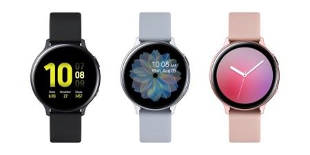 Samsung presenta su más reciente reloj inteligente: Galaxy Watch Active2