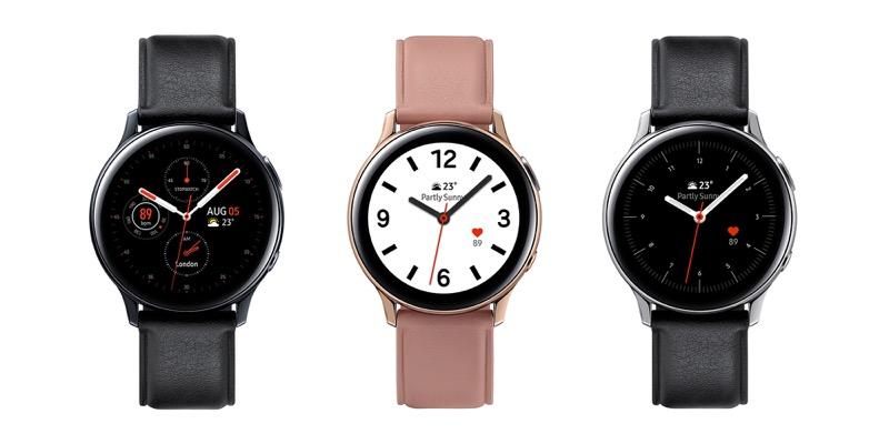 Samsung presenta su más reciente reloj inteligente: Galaxy Watch Active2 - galaxy-watch-active2-stainless-steel-44mm