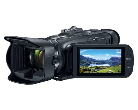 Canon presenta la VIXIA HF G50, ideal para cineastas aficionados