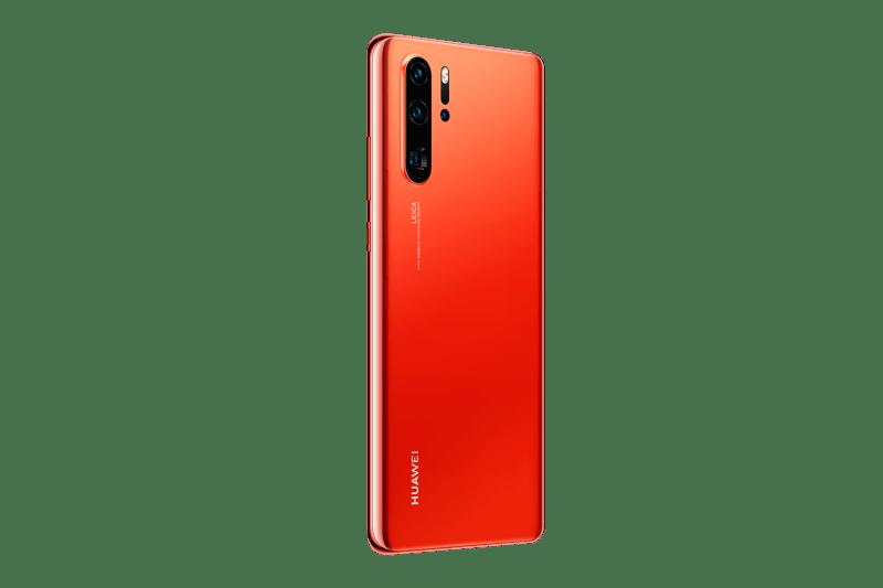 El nuevo Huawei P30 Pro Amber Sunrise llega a México - huawei-p30-pro-amber-sunrise_2