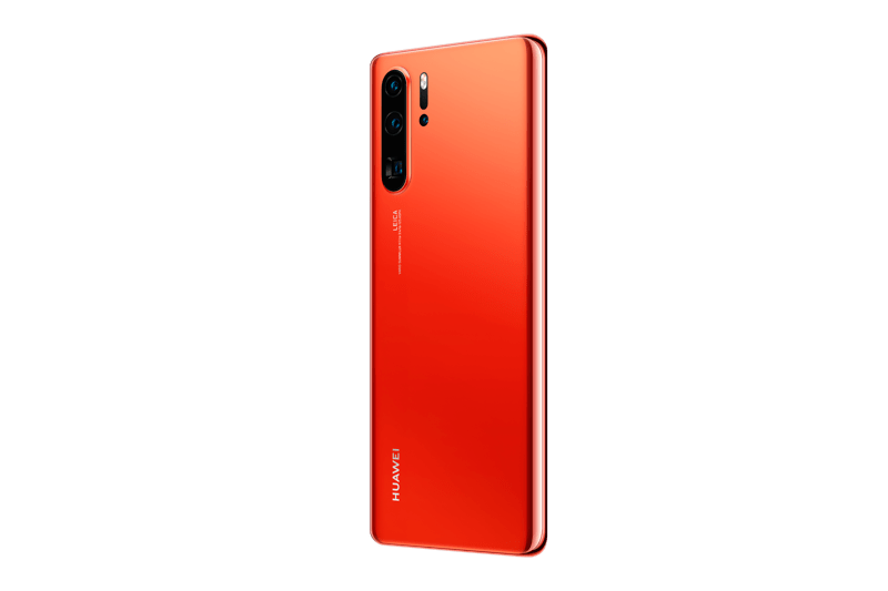 El nuevo Huawei P30 Pro Amber Sunrise llega a México - huawei-p30-pro-amber-sunrise_3