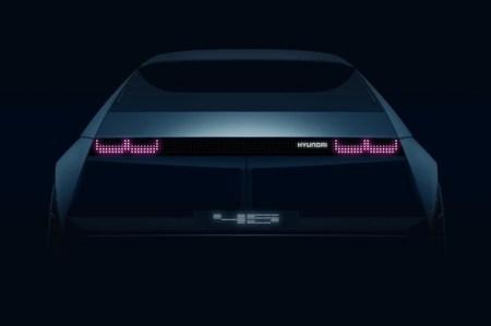 Hyundai presentará el nuevo concepto EV '45', en el Auto Show de Frankfurt