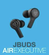 Lanzamiento en México de JLab Audio ¡conoce su gama de audífonos! - jbuds-air-executive
