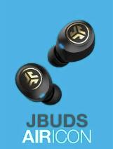 Lanzamiento en México de JLab Audio ¡conoce su gama de audífonos! - jbuds-air-icon