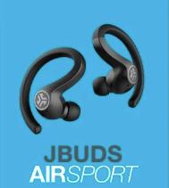 Lanzamiento en México de JLab Audio ¡conoce su gama de audífonos! - jbuds-air-sport-2