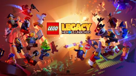 Hoy preinscripción para LEGO Legacy: Heroes Unboxed