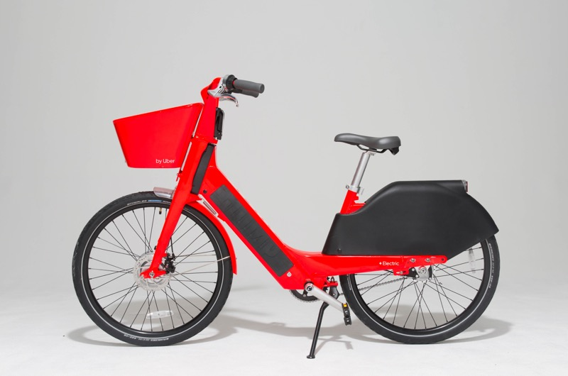 JUMP, nuevas bicicletas inteligentes de Uber para la CDMX - jump-5