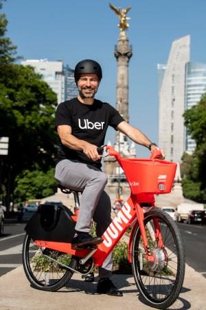 JUMP, nuevas bicicletas inteligentes de Uber para la CDMX