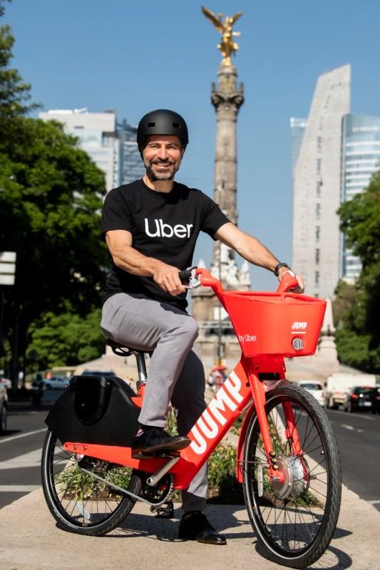 JUMP, nuevas bicicletas inteligentes de Uber para la CDMX - jump_mx