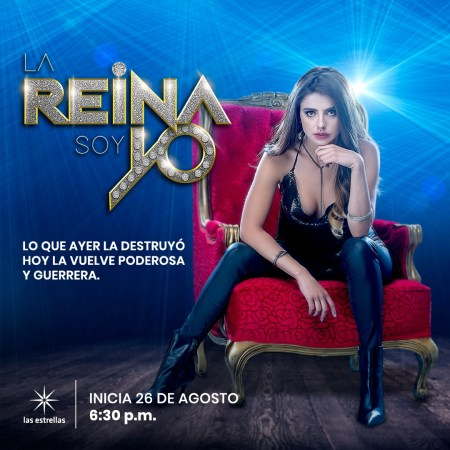 Preestreno digital en exclusiva «La Reina Soy Yo»