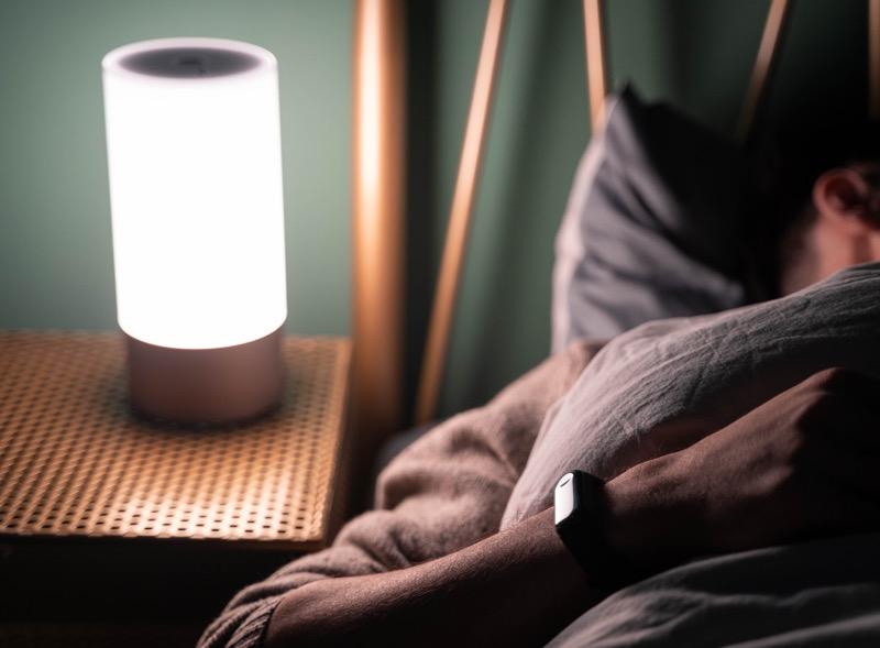 Loft inteligente de Xiaomi con MediaTek - mi-bedside-lamp
