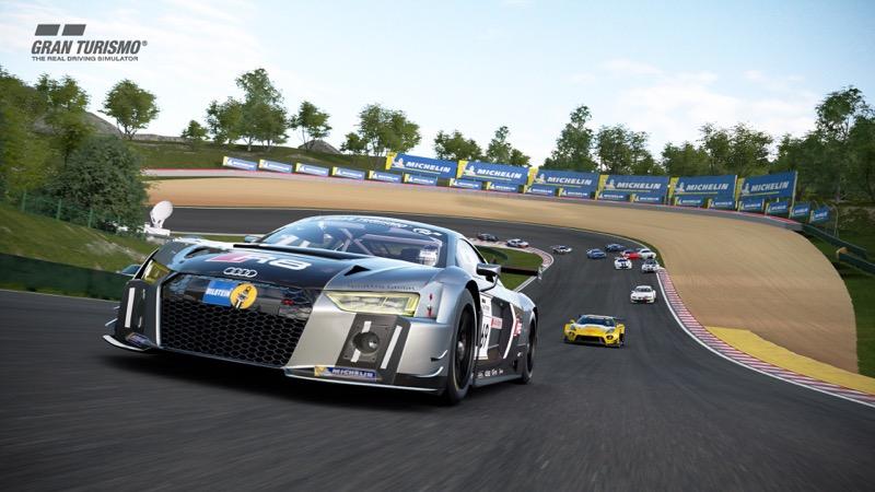 Michelin hará que el Gran Turismo Sport de PlayStation sea aún más emocionante para los jugadores - michelin-y-playstation_1