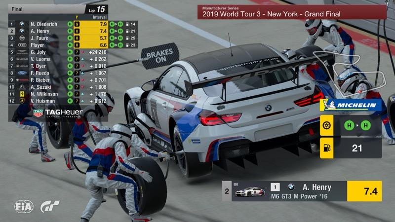 Michelin hará que el Gran Turismo Sport de PlayStation sea aún más emocionante para los jugadores - michelin-y-playstation_2