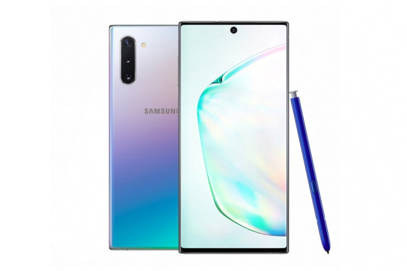 Samsung lanza el Galaxy Note 10 y Note 10+¡Conoce sus características y precios! - note10_auraglow_main1