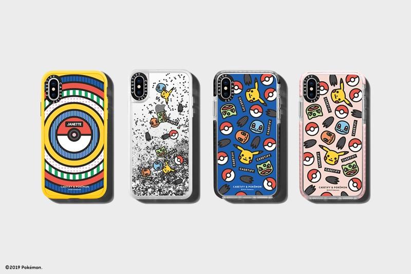 """""""CASETiFY & Pokémon"""" by Craig & Karl, línea exclusiva de fundas y accesorios para iphone - pokemon_collage-craig-kar-iphone-800x533"""