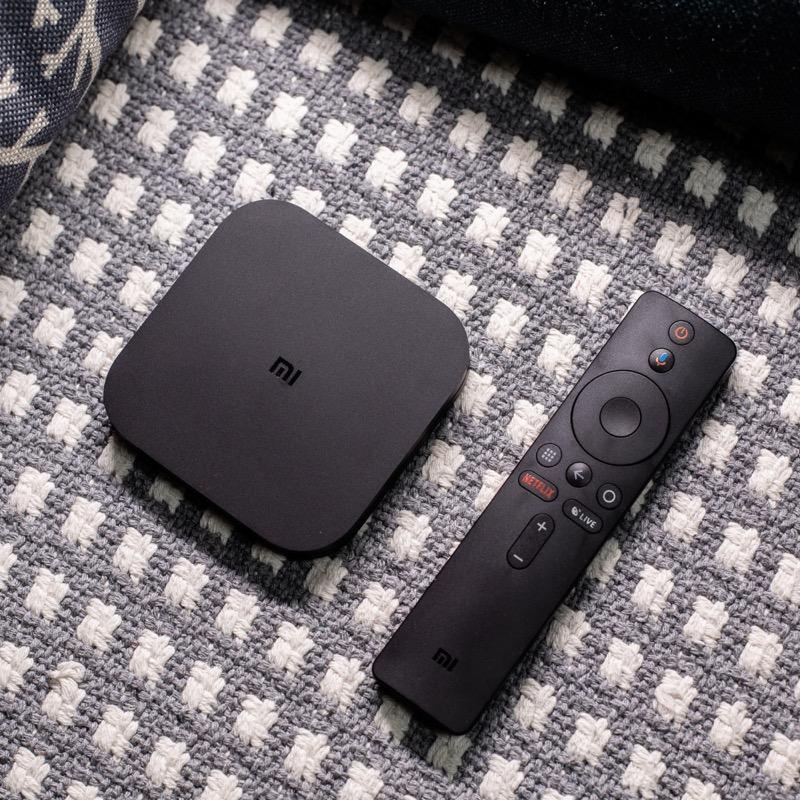 Loft inteligente de Xiaomi con MediaTek - reproductor-streaming-en-4k-ultra-hd-mi-box-s