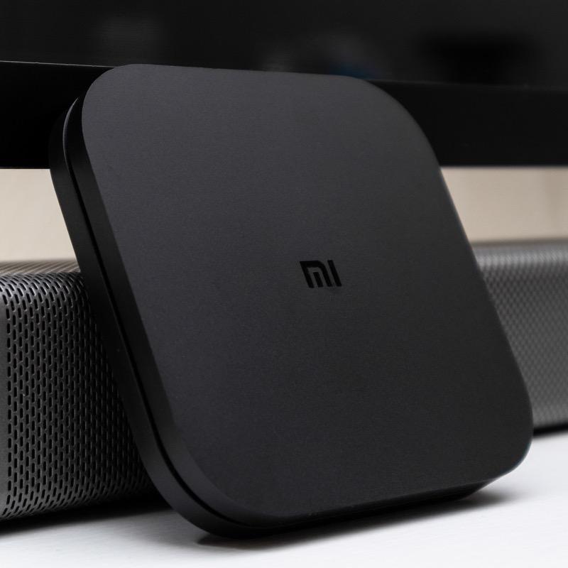 Loft inteligente de Xiaomi con MediaTek - reproductor-streaming-mi-box-s