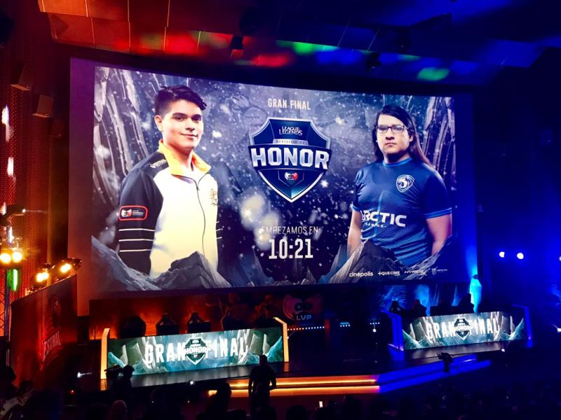 Telcel se convierte en patrocinador de la División de Honor de League of Legends - telcel-esports-3