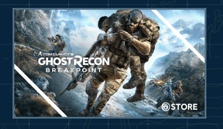 Prepárate para el lanzamiento de Tom Clancy's Ghost Recon Breakpoint