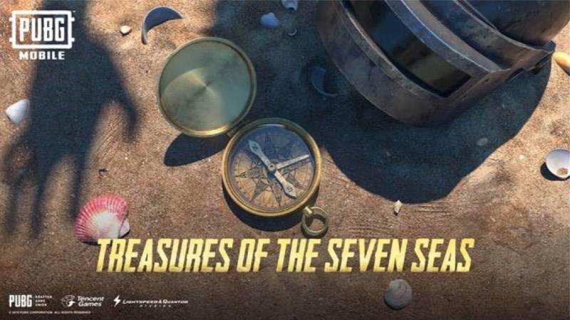 El modo Zombi llega a PUBG MOBILE - treasures