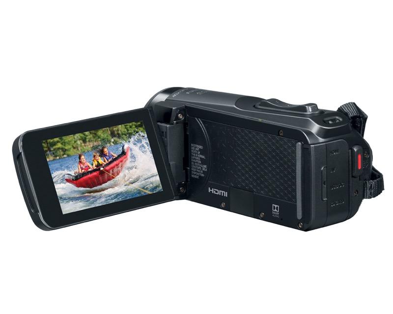Nueva videocámara digital VIXIA de Canon resistente a prueba de agua e impactos - videocamaras-digitales-vixia-hf-w11