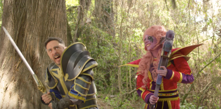Enchufe.tv rinde homenaje a «World of Warcraft: Classic»