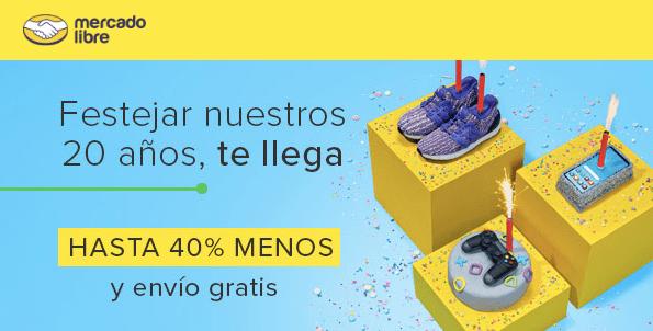 Conoce datos curiosos de Mercado Libre para celebrar su 20 aniversario - 20-aniversario-mercado-libre