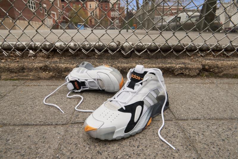 adidas Originals Streetball rinde homenaje al basketball callejero