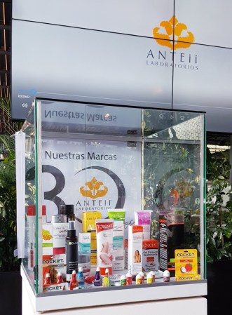 Laboratorios Anteii celebra 30 aniversario de innovación cosmética