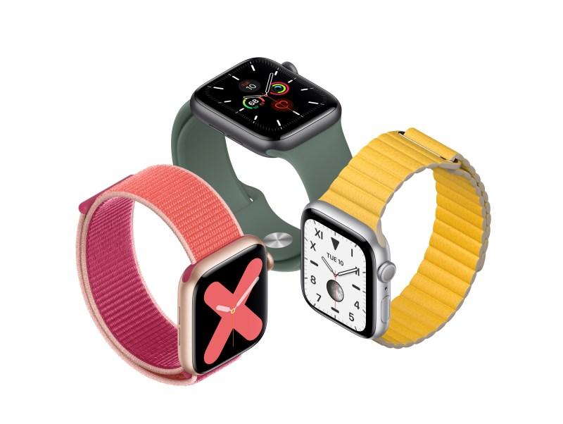 iPhone 11 Pro Max y iPhone 11 Pro, y el iPhone 11 en pre-venta con Telefónica Movistar - apple-watch-series-5_hero-gps-psd-screen