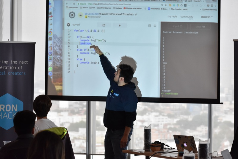 Bootcamp vs universidad: ¿Cómo lanzar tu carrera en solo 9 semanas? - bootcamp
