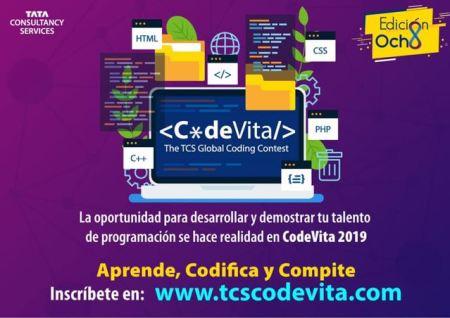 CodeVita 2019: el concurso de programación para los jóvenes mexicanos