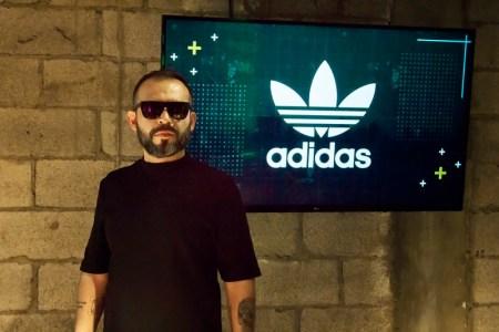 Masterclass de Distrito adidas por Alejandro Franco «la música como eje creativo»