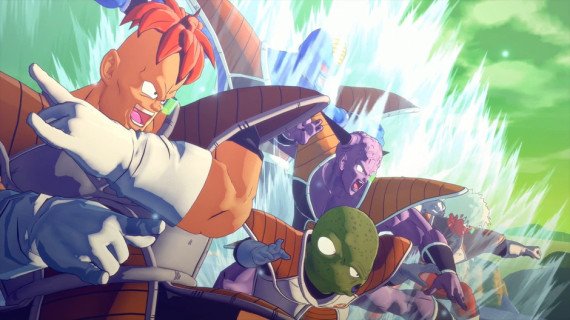 Preventa Dragon Ball Z: Kakarot en Xbox One - dragon-ball-kakarot